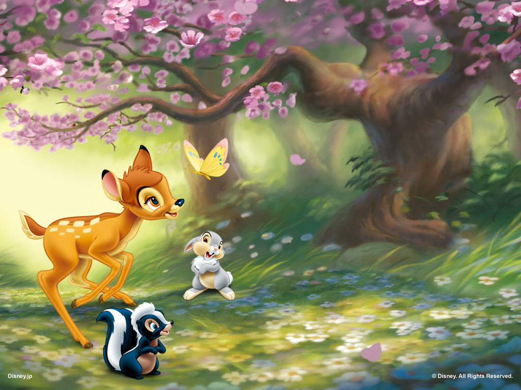 bambi wallpaper bambi wallpaper 6228421 fanpop