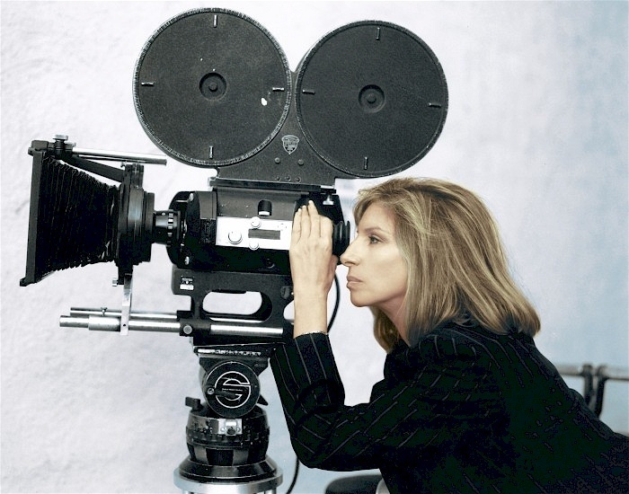 Barbra Streisand - A Great Director