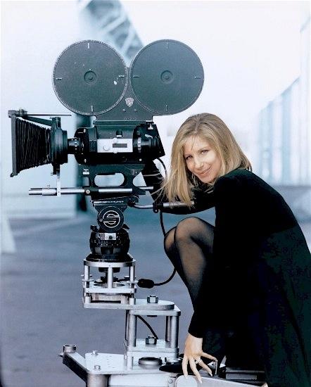 Barbra Streisand - A Great Director