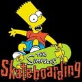 Bart's skateboard - bart-simpson photo