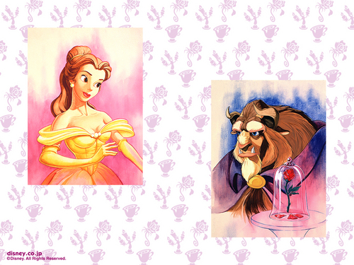 Beauty and the Beast Hintergrund