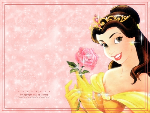 Beauty and the Beast wallpaper entitled Beauty and the Beast Wallpaper