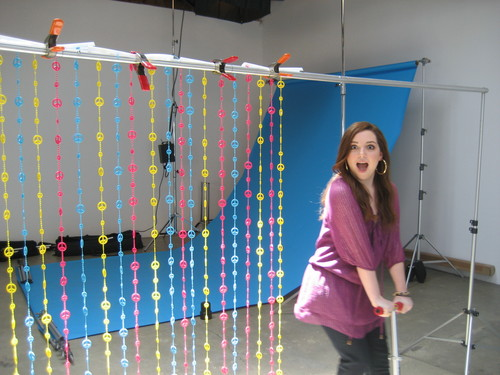 Behind the Scenes of a Tiger Beat Photoshoot