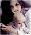Bella, Edward and the kids