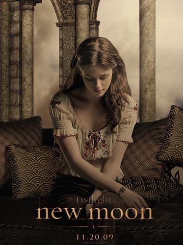Bella New Moon Poster