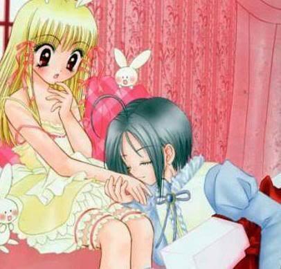 Berry and Tasuku