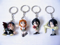 Bleach Keychains - keychains photo