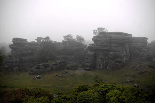 Brimham Rocks in Yorkshire - robin-hood-prince-of-thieves Photo