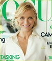 Cameron Diaz Covers Vogue June 2009 - cameron-diaz photo