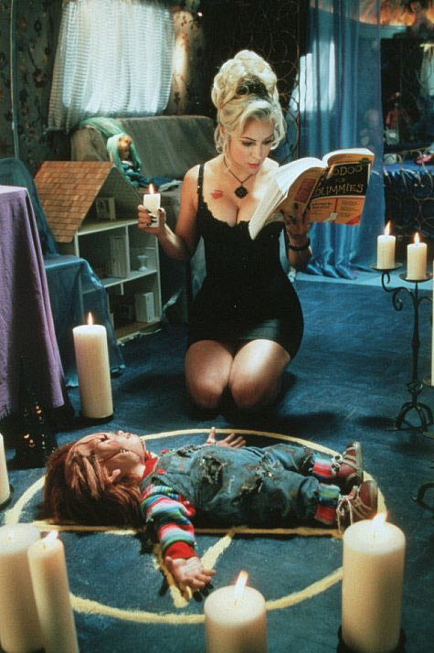 Bride of Chucky images Chucky and Tiffany wallpaper and ...