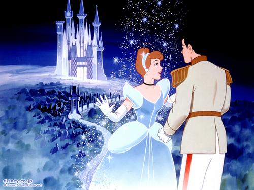 Cinderella wallpaper entitled Cinderella Wallpaper
