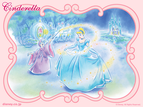 Cinderella wallpaper titled Cinderella Wallpaper