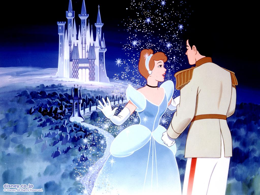 Cinderella Wallpaper