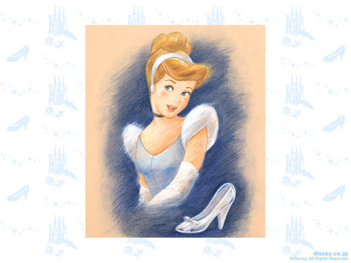 Cinderella Wallpaper