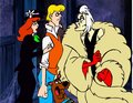 Cruella Vs Scooby Doo