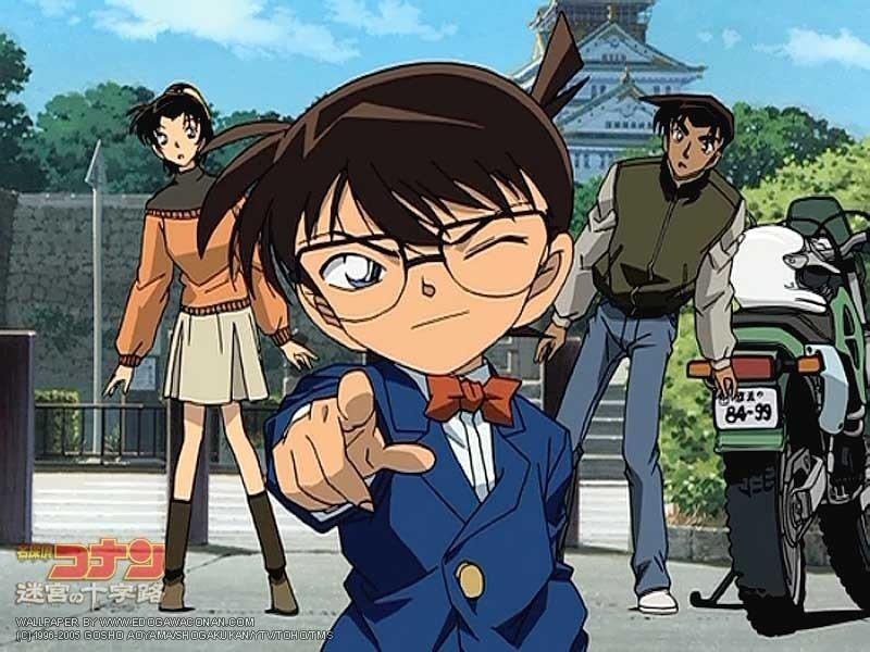 conan wallpaper. Detective Conan