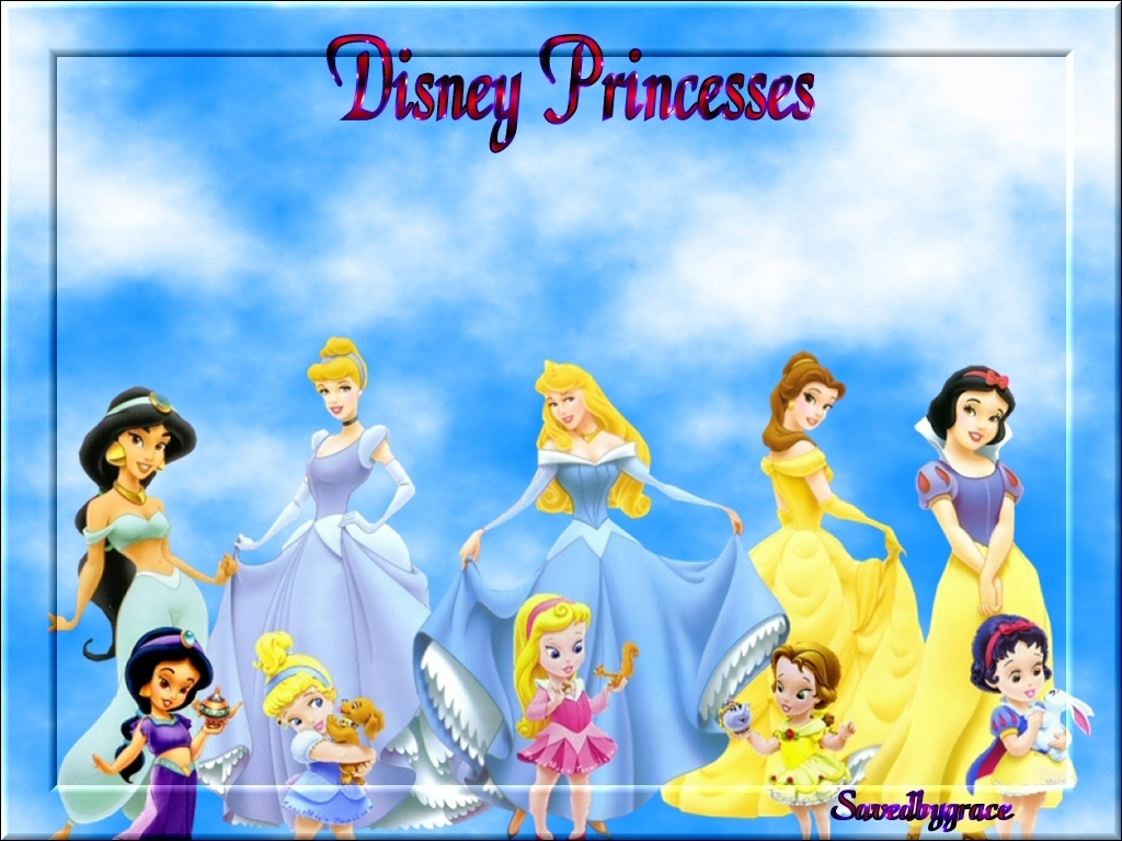 Disney Princess Disney Princess Wallpaper