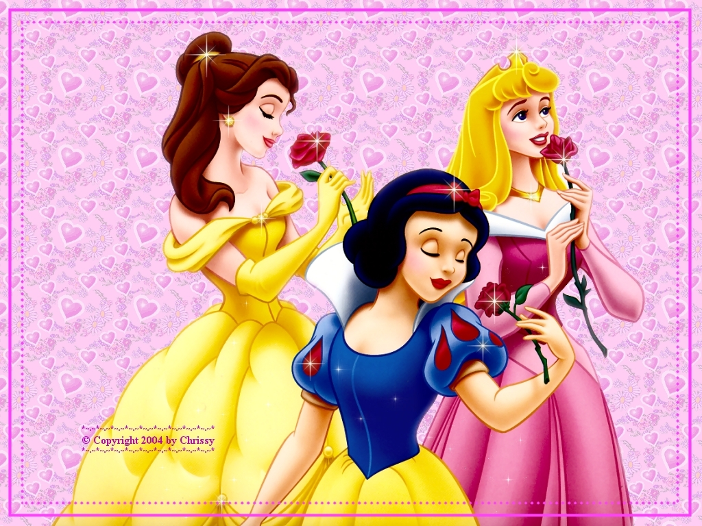 Disney Princess Disney Princess Wallpaper
