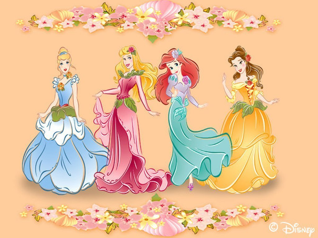 Disney Princess Fashion Blog