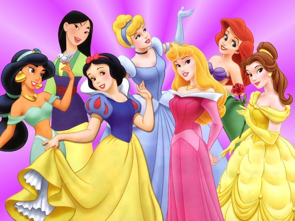 Disney Princesses Wallpaper - Disney Princess Wallpaper (6248012) - Fanpop