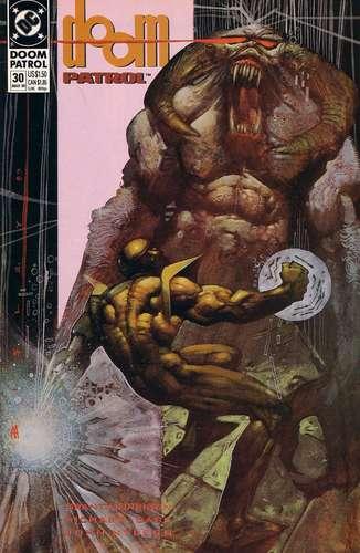 Doom Patrol Cover