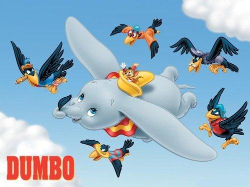 Dumbo fond d'écran
