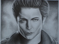 Edward Cullen Drawing! - twilight-guys fan art