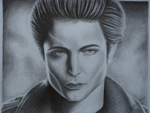 Edward Cullen drawing!!