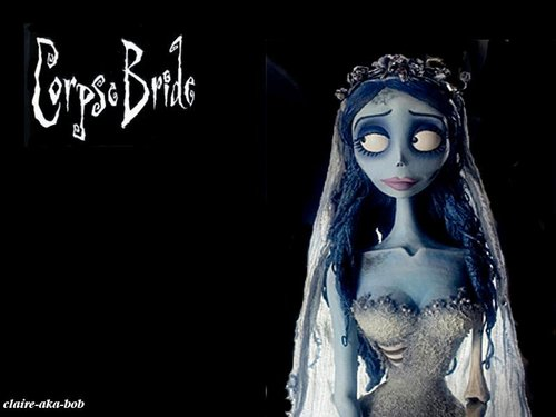 Corpse Bride wallpaper titled Emily wallpaper