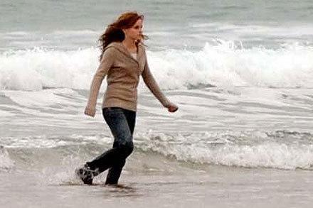 copy wierd fake idk view harry death hermione beach cottage