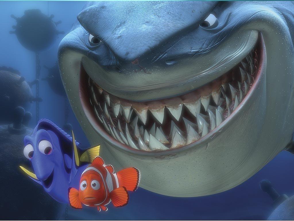 Finding Nemo Обои