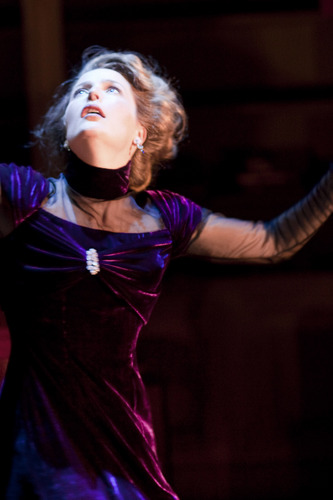 Gillian as Nora