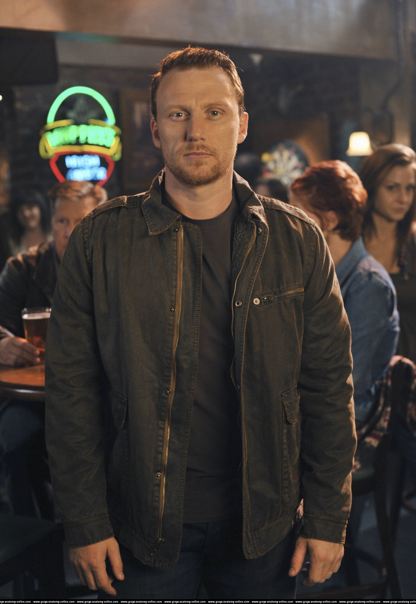 Kevin McKidd images Greys Anatomy behind the scenes HD wallpaper and ...