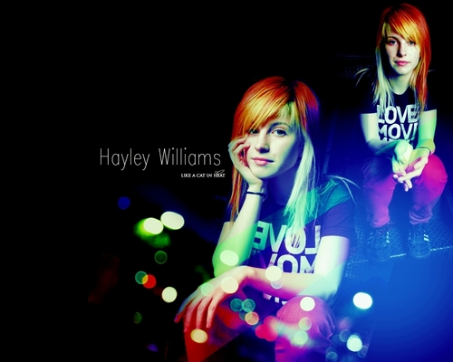 Paramore wallpaper called Hayley