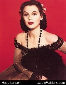 प्रतिष्ठित फिल्में वॉलपेपर titled Hedy Lamarr