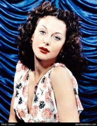 Classic Movies wallpaper possibly containing a portrait titled Hedy Lamarr