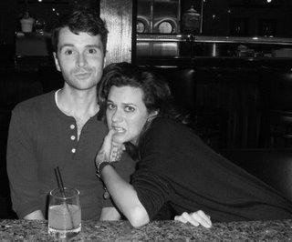 Hilarie burton and Nick Gray