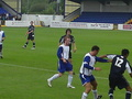 Hollyoaks cast playing football (well some of the cast)