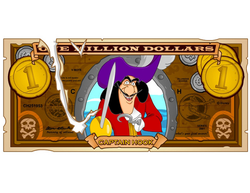Hook Dollar  - captain-hook Screencap