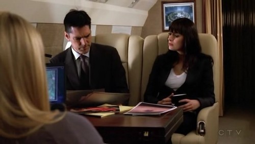 Hotch & Emily