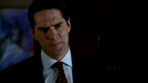 SSA Aaron Hotchner wallpaper with a business suit and a suit entitled Hotch