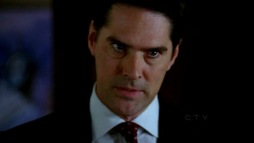 SSA Aaron Hotchner wallpaper with a business suit called Hotch