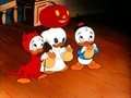 Huey, Dewey and Louie Halloween