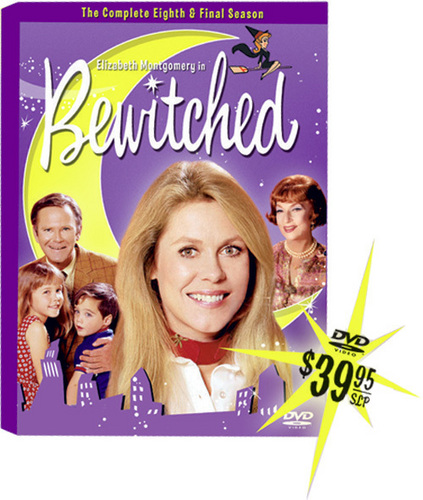 It's Official: Bewitched Season 8 Dvd To Be Released Soon!