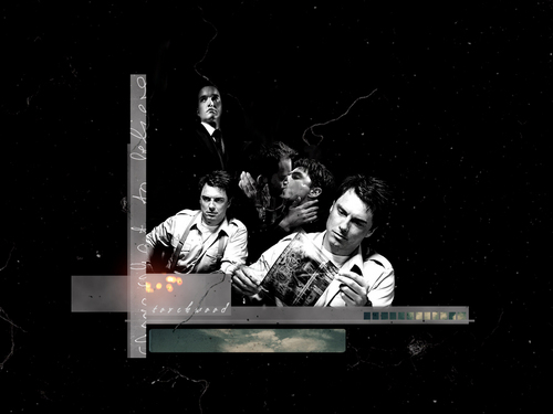 Jack & Ianto - torchwood Wallpaper