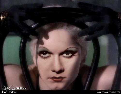 प्रतिष्ठित फिल्में वॉलपेपर entitled Jean Harlow