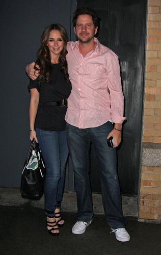 Jennifer and Jamie