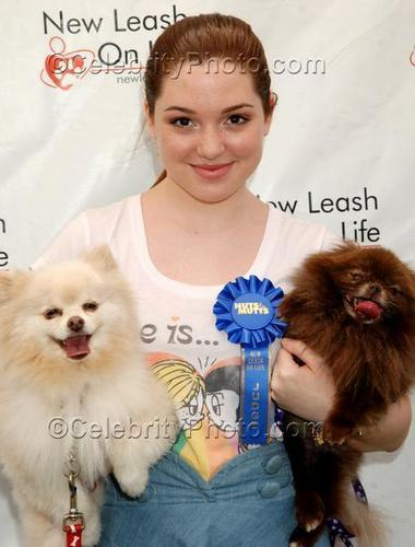Jennifer @ the 8th Annual Nuts for Mutts Dog hiển thị