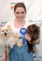 Jennifer @ the 8th Annual Nuts for Mutts Dog Show