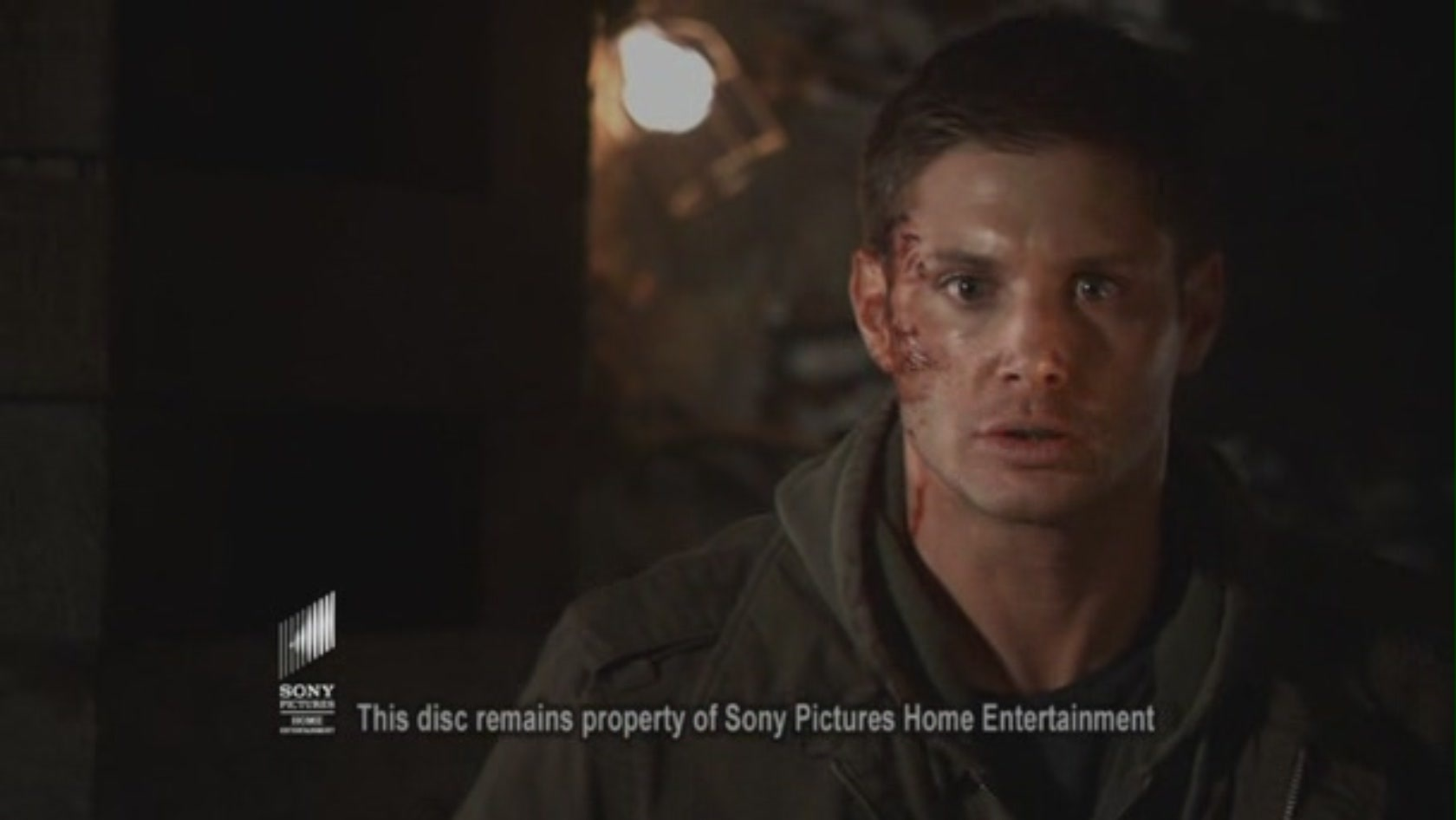 Jensen in My Bloody Va...